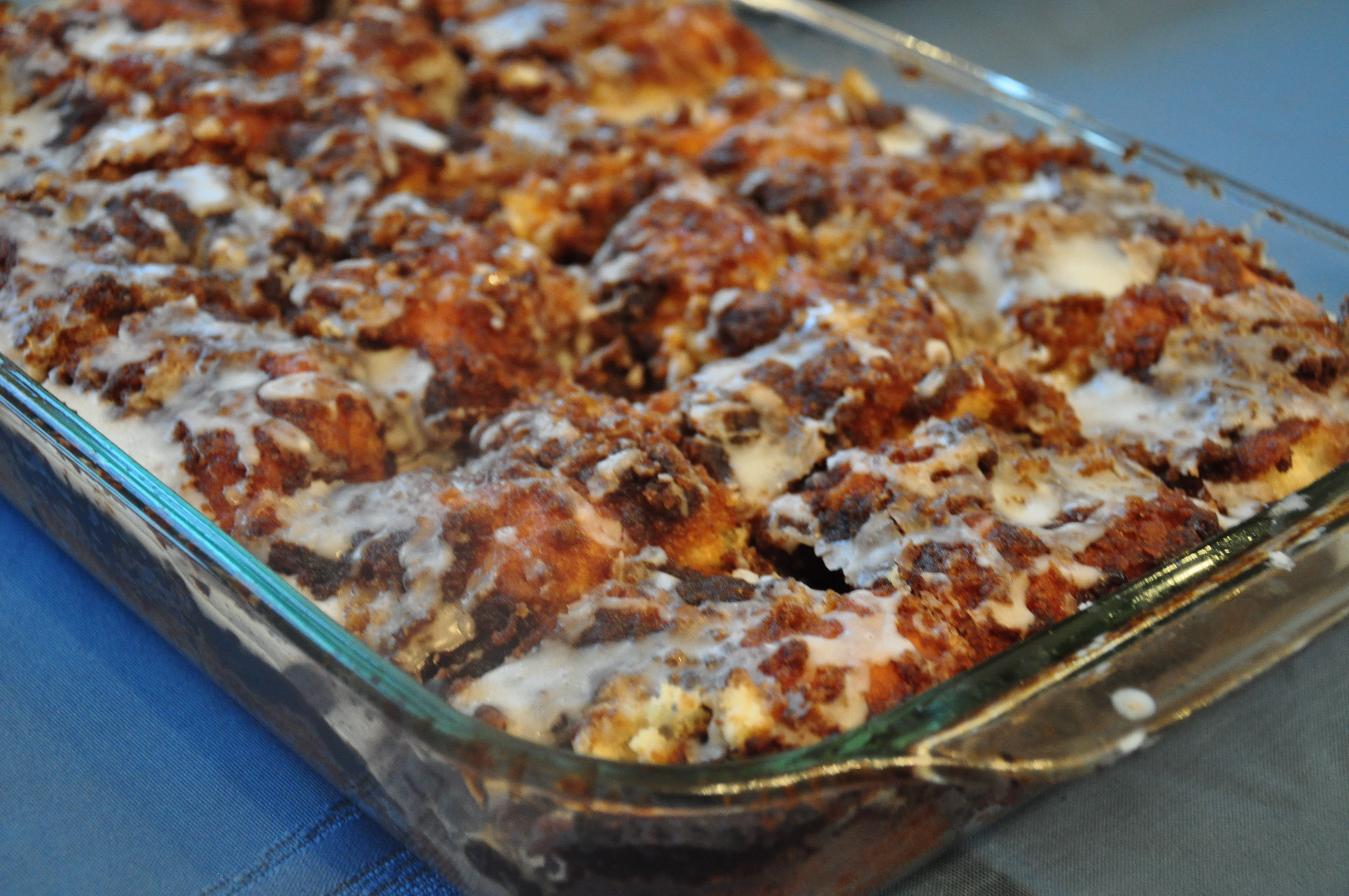 Cinnamon Bun Bread | Cooking Devushki